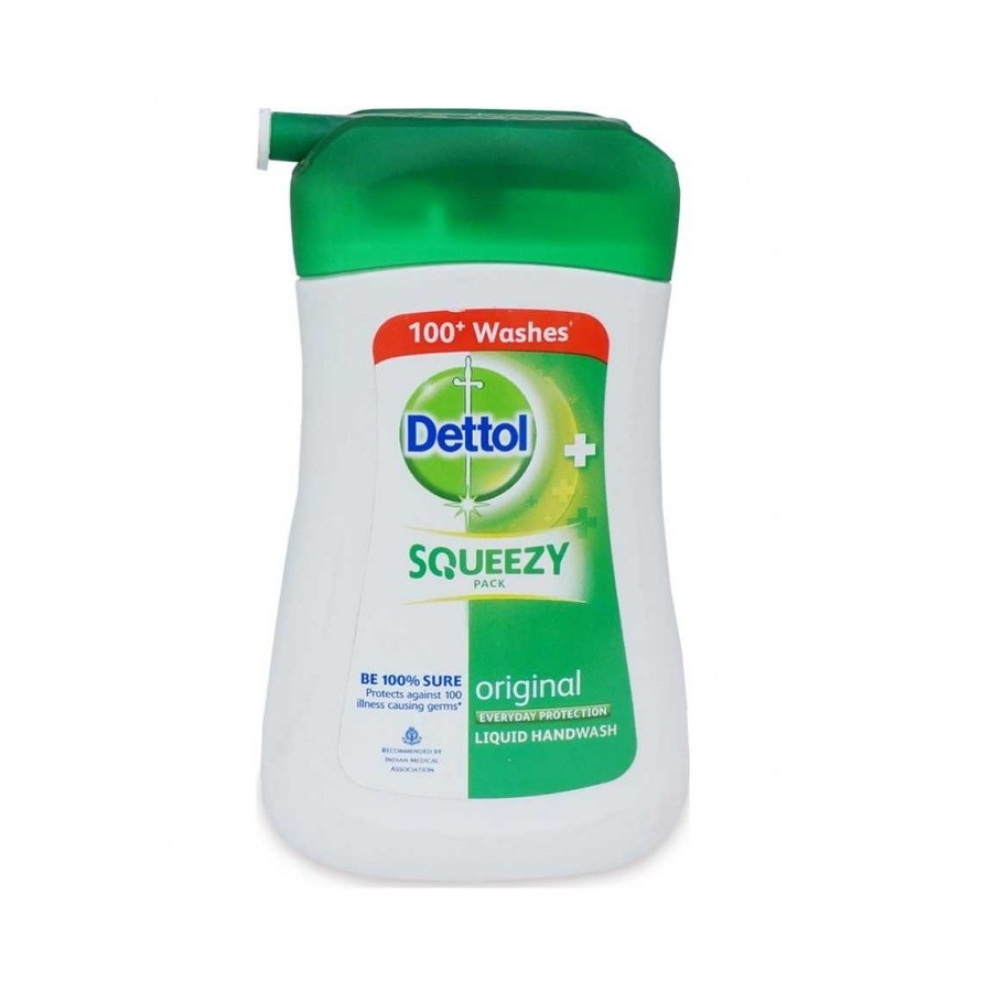 Office Stationery Supplies Housekeeping Products Pantry Dettol Antiseptic Liquid 100 Ml Img